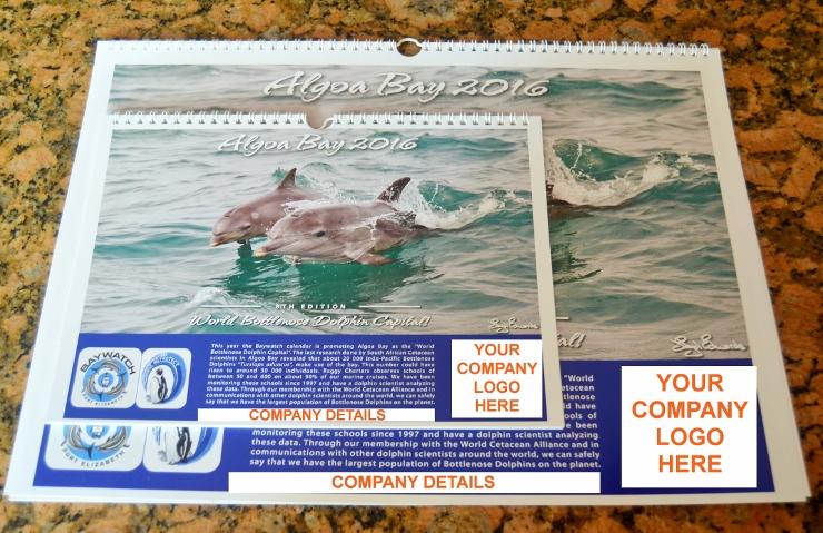 Algoa Bay Calendar 2016