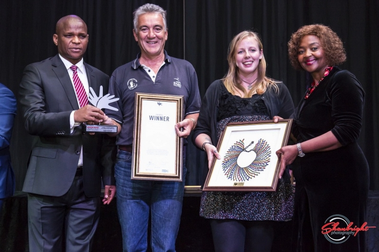 Raggy Charters win Best Marine Adventure in Eastern Cape